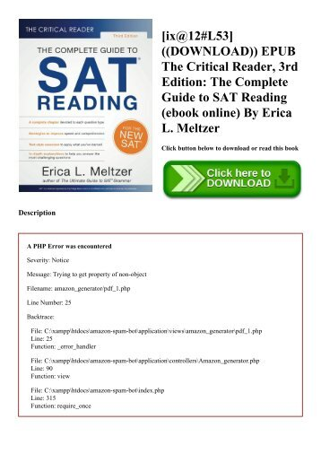 Pdf download saxon math 54 homeschool complete kit 3rd edition ix12l53 download epub the critical reader fandeluxe Image collections