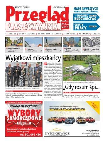 Przegląd Piaseczyński, wydanie 210