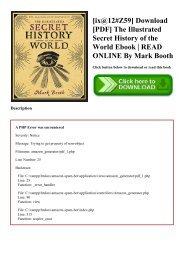 Of mossad the history pdf the secret