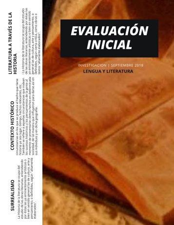 Evaluacion Inicial