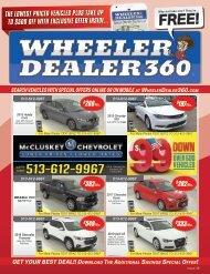 Wheeler Dealer 360 Issue 38, 2018