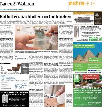 Bauen & Wohnen  -19.09.2018-