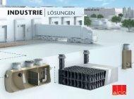 ACO Industrie Lösungen