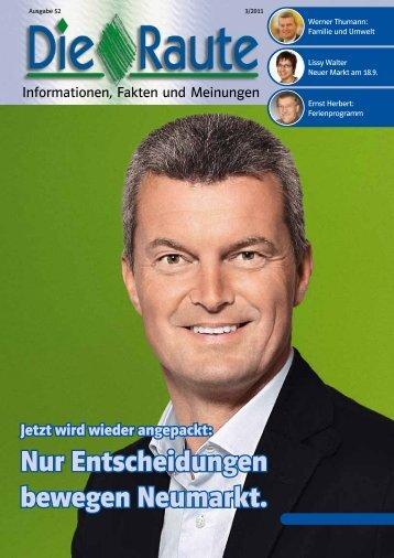 """""""Die Raute"""" als pdf - CSU Stadtverband Neumarkt"""