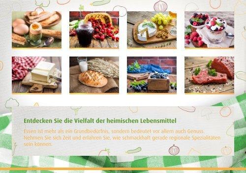 Imagebroschüre Heimische Landwirtschaft