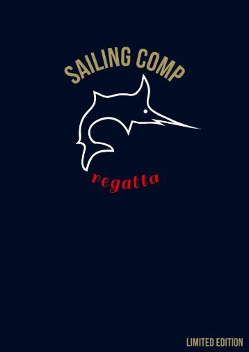 Katalog Sailing Company LIMITED EDITION 2018