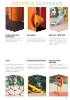 Žaidimų aikštelių katalogas NOVUM 2019 - Page 7