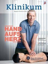 Klinikum Magazin 3/2018
