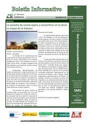 Boletín nº56-septiembre-2018