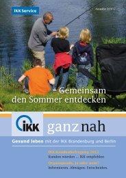 ganznah - IKK Brandenburg und Berlin