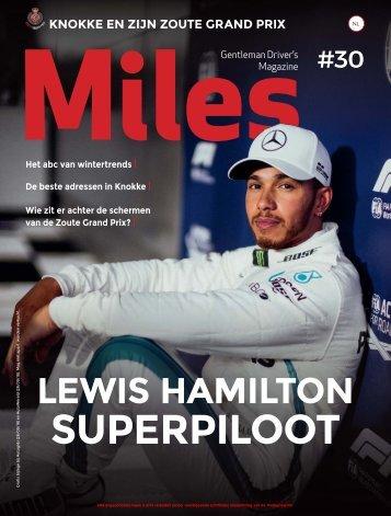Miles #30 Lewis Hamilton Superpiloot
