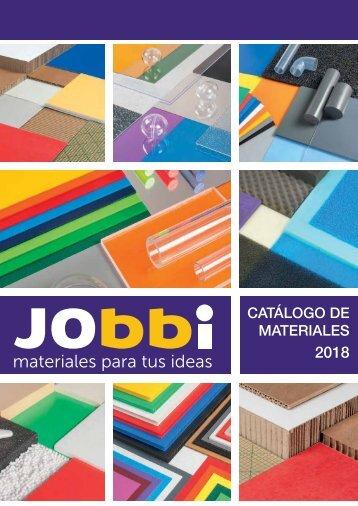 Jobbi - Catálogo de Materiales Rígidos
