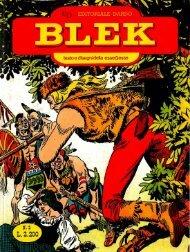 Blek Macigno 02 - Notte di fuoco