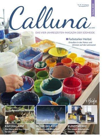 Calluna Herbst 2018