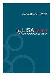 Jahresbericht 2011 - LISAvienna
