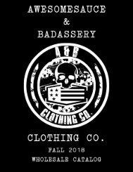 Awesome Bad Clothing Fall 2018