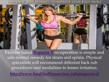 Ropaxin T- Best Product To Improve Your body-converted