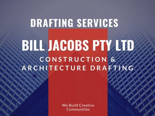 Industrial Design & Drafting Services in Melbourne - Bill Jacobs Pty Ltd