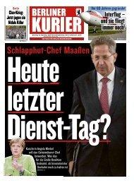 Berliner Kurier 18.09.2018