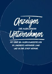 Ausbildungs-Navi WE WL SOEM 2019 Anzeigenteil