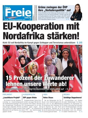 EU-Kooperation mit Nordafrika verstärken