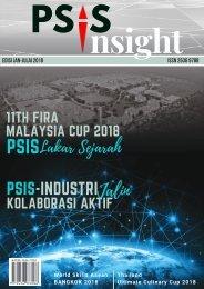 PSIS Insight - Edisi Januari-Julai 2018
