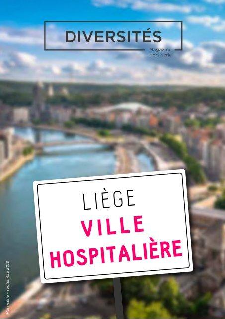 Diversités Magazine : Liège Ville Hospitalière