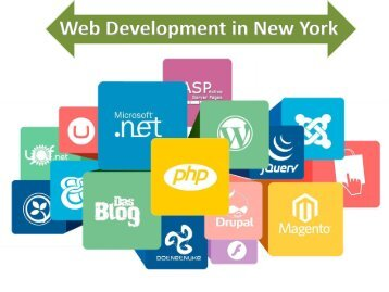 Web Development in New York