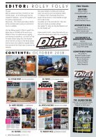 Dirt and Trail October 2018 - Page 6