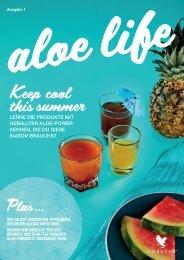 Aloe Life Magazine 01/2018