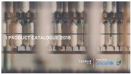 Product Catalogue TEENAH 2018