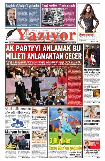 YAZIYOR-1