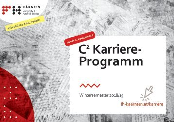 C2 Karriereprogramm 2018-19