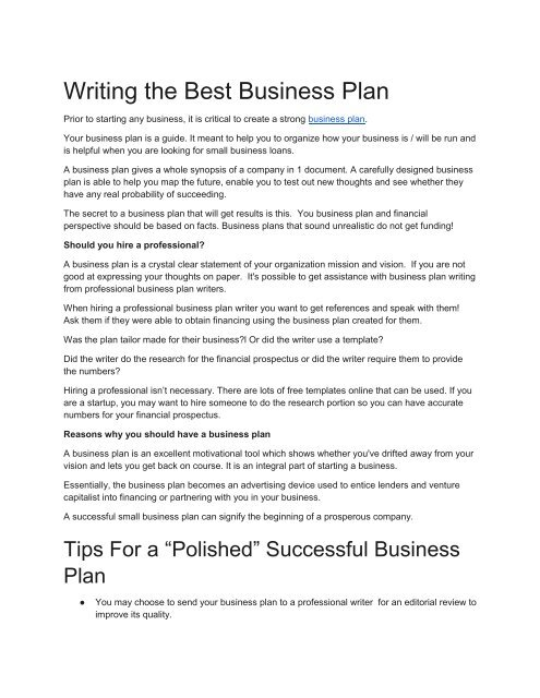 Business plan online venture capital example of resume for human resource assistant