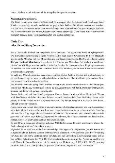 Ansaar International eV goes Ghana