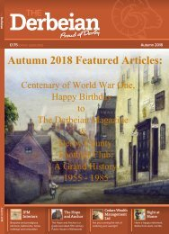 Autumn 2018 Featured Articles