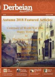 Autumn 2018 Featured Articles