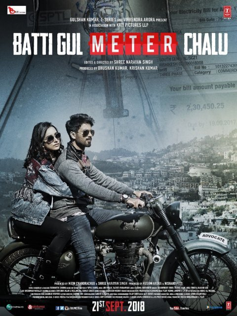Torrent download ~ batti gul meter chalu full movie 2018 hd 720p.