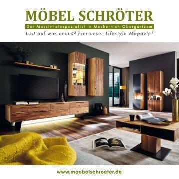 MÖBEL SCHRÖTER Katalog 2018-2019