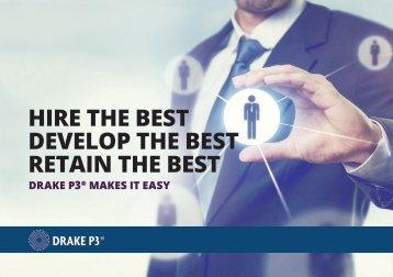 Drake P3 Behavioural and Personality Profiling