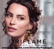 Oriflame - Catálogo 15-2018