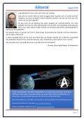 Starfleet-Gazette, Ausgabe 062 (August 2018) - Page 3
