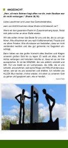 Gemeindebrief 10-2018 - Page 2