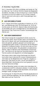 Gemeindebrief 10-2018 - Page 6