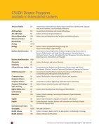 International Programs Fall 2018-19 - Page 6