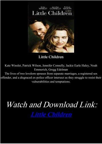 Streaming Movie Little Children Full Online HD-BLURAY FREE