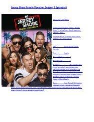 jersey shore family vacation season 2 free stream