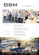 2018-9 OEBM Der Österreichische Baustoffmarkt - Schöner geht's nicht - AUSTROTHERM - Page 3