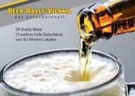 Beer-Rally-Vienna das gutscheinheft