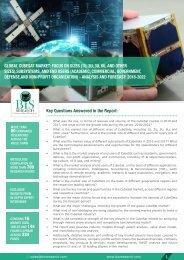 CubeSat Market Share